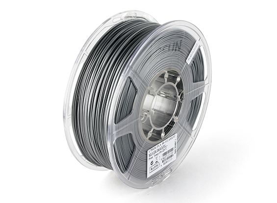 Фото нити для 3D принтера eSUN 3D FILAMENT PLA SILVER 1.75 мм