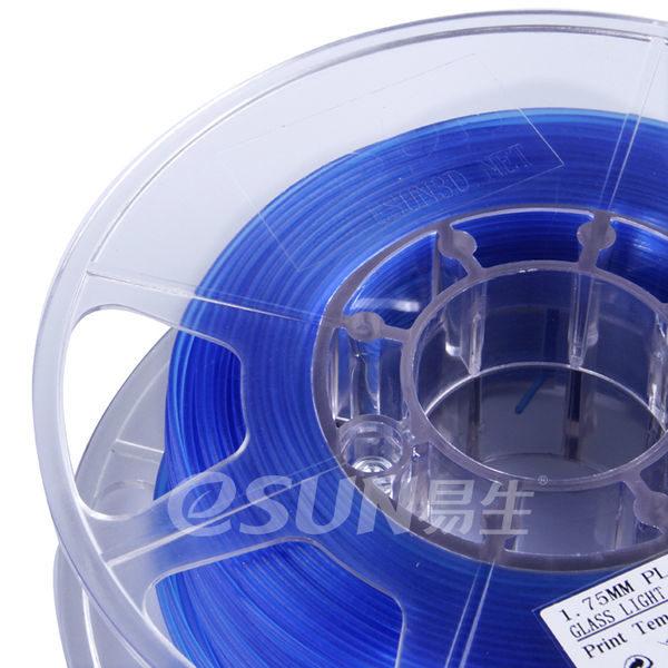 Фото нити для 3D принтера eSUN 3D FILAMENT PLA BLUE 1.75 мм 2