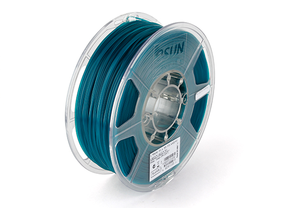 Фото нити для 3D принтера eSUN 3D FILAMENT PLA GREEN 1.75 мм 2
