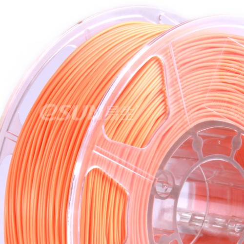 Фото нити для 3D принтера eSUN 3D FILAMENT PLA ORANGE 1.75 мм 2