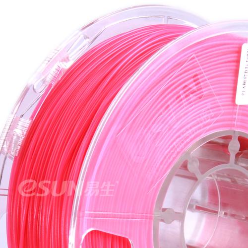 Фото нити для 3D принтера eSUN 3D FILAMENT PLA PINK 1.75 мм 2