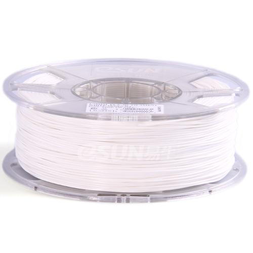 Фото нити для 3D принтера eSUN 3D FILAMENT PLA WHITE 1.75 мм 2