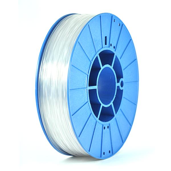 Фото нити для 3D принтера FLEX SOFT пластик PrintProduct прозрачный