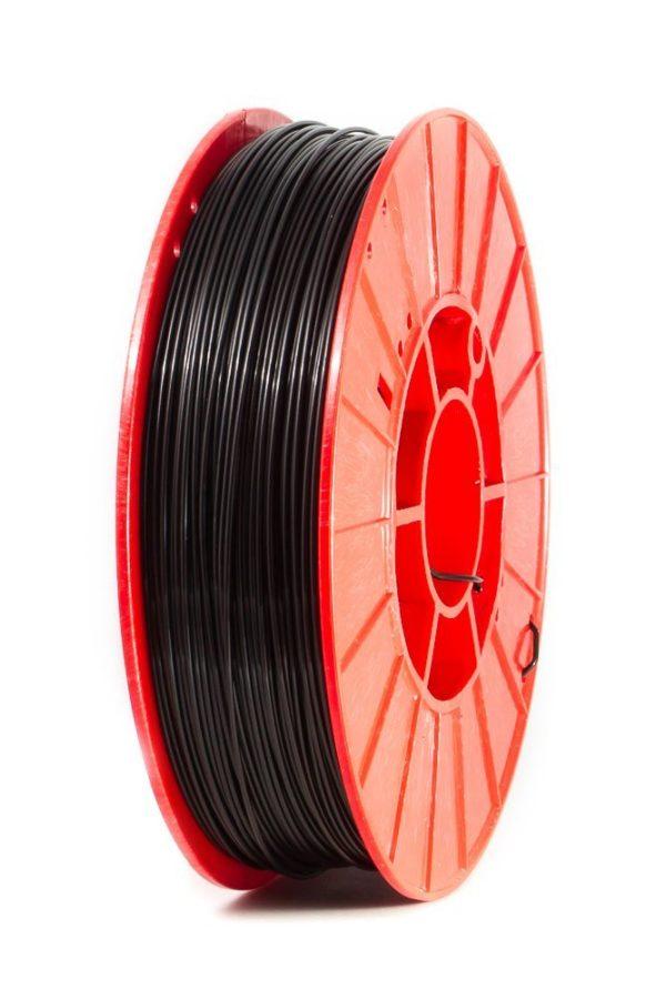 Фото нити для 3D принтера TiTi FLEX SPRING пластик PrintProduct черный