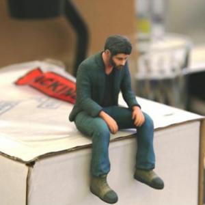 Фото 3D печать фигурок людей 3DServices 3