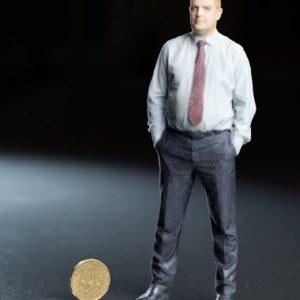 Фото 3D печать фигурок людей 3DServices 4