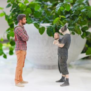 Фото 3D печать фигурок людей 3DServices 5