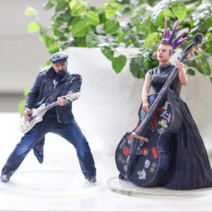 Фото 3D печать фигурок людей 3DServices 7
