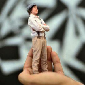 Фото 3D печать фигурок людей 3DServices 8