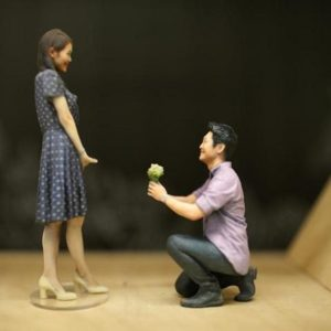 Фото 3D печать фигурок людей 3DServices 9