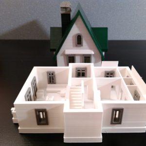 Фото 3D печать макетов 3d-services 5