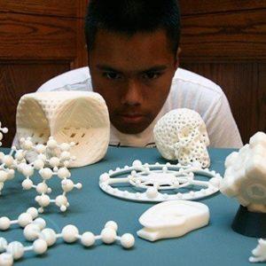 Фото 3D печать в образовании 3DServices 3