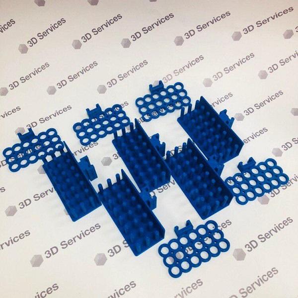 Фото 3D печать деталей детской игрушки