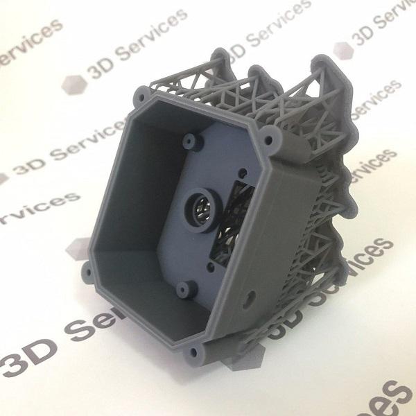 Фото 3D печать корпуса для устройства