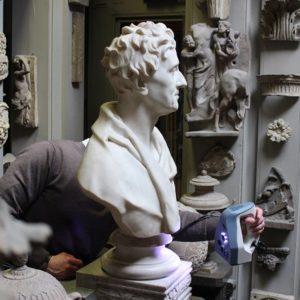 Фото Пример Сканирование скульптур 3d-services 7
