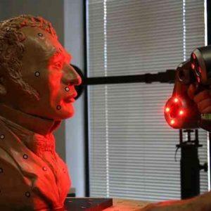 Фото Пример Сканирование скульптур 3d-services 9