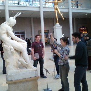 Фото Пример Сканирование скульптур 3d-services 2