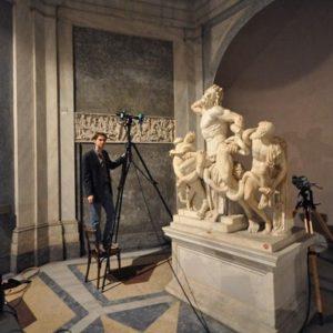 Фото Пример Сканирование скульптур 3d-services 3