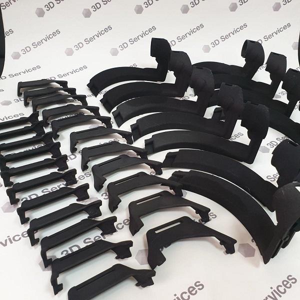 Фото 3D-печать из полиамида с окрашиванием 1