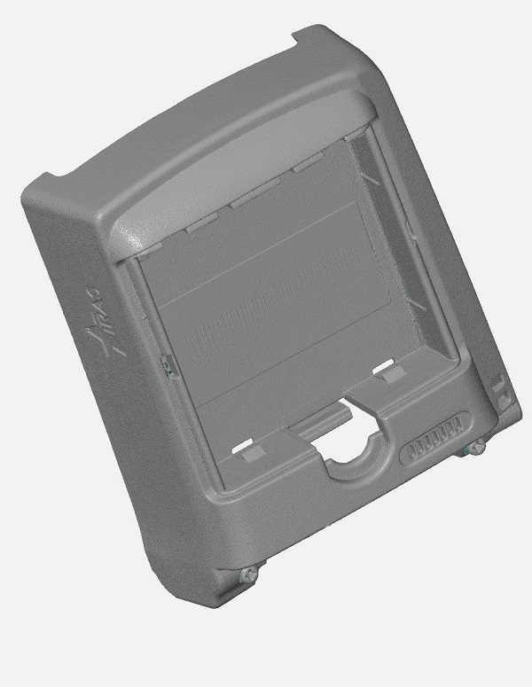 Фото 3D-сканирование корпуса изделия 3