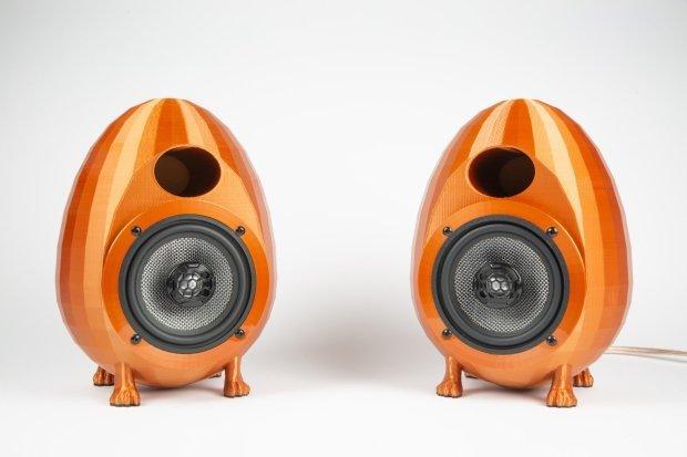 Фото 6 моделей 3Д печати динамиков 1