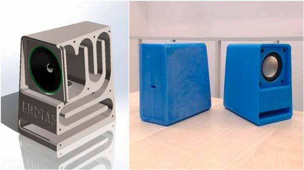 Фото 6 моделей 3Д печати динамиков 6