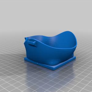 Фото 3d печать макси от коронавируса 3DServices 2