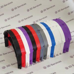 Баннер 3д печать защитных визеров 3DServices 5