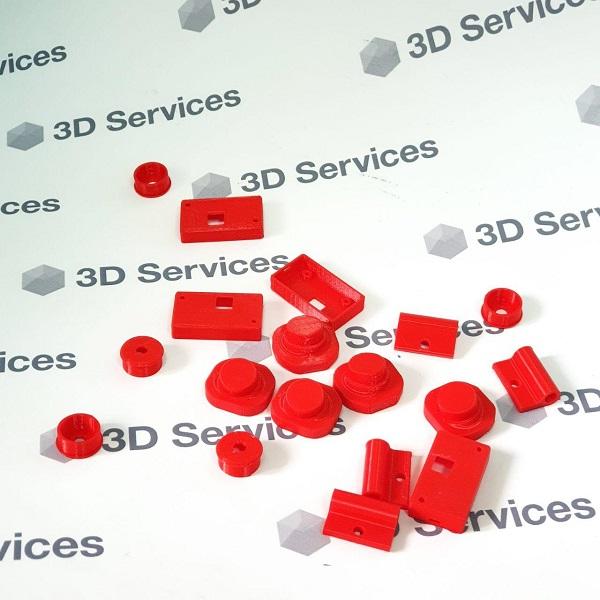 3D печать изделий из ABS пластика 2