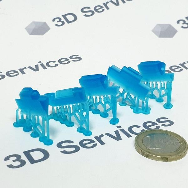 3Д печать крепления для наручных часов 2