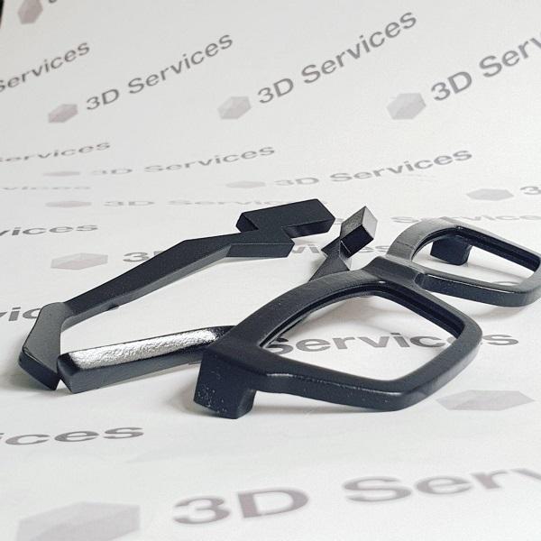 3D печать оправы очков 3