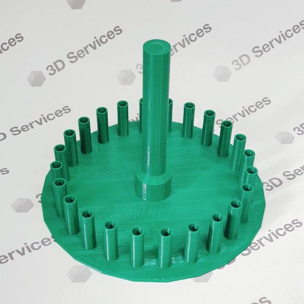 3D печать прототипа изделия из PLA пластика