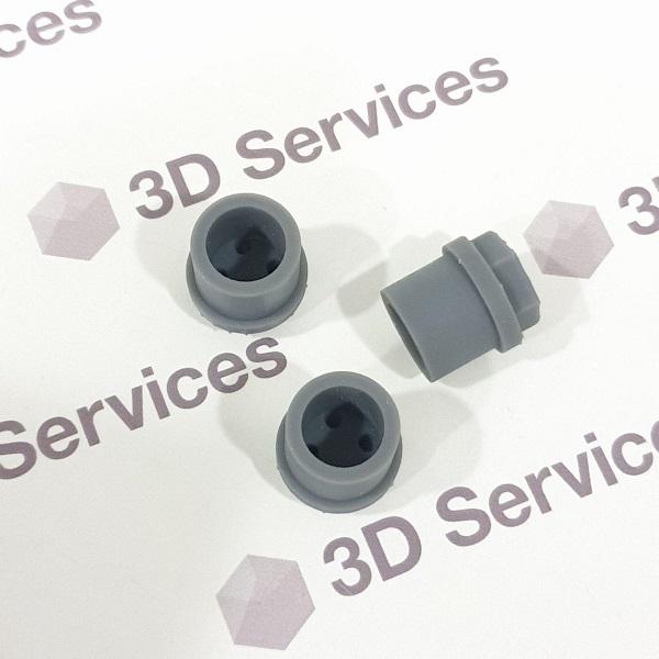 3Д печать втулок из фотополимера