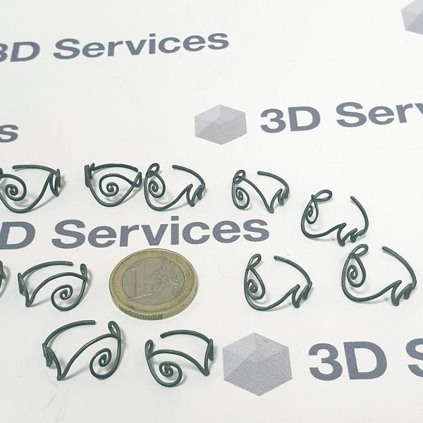 3D печать ювелирных изделий из титана 1