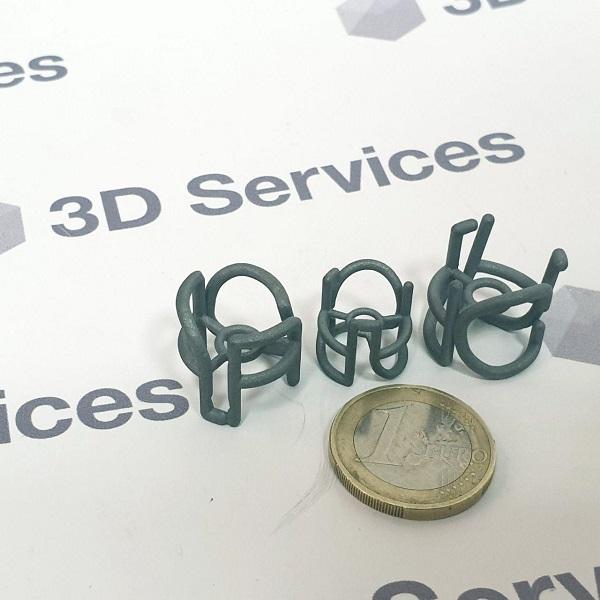 3D печать ювелирных изделий из титана 6