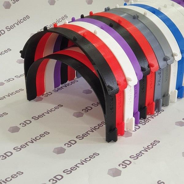 3D печать защитных визеров 3