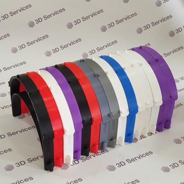 3D печать защитных визеров 4