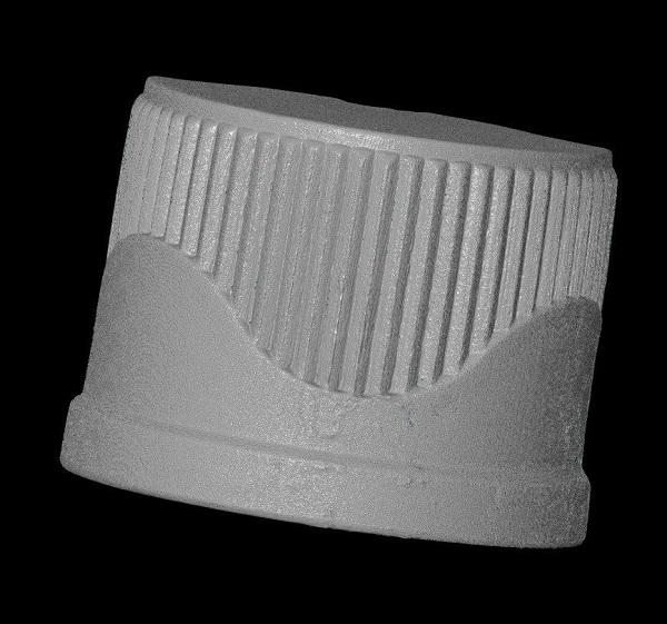 3D сканирование пробки от бутылки 3