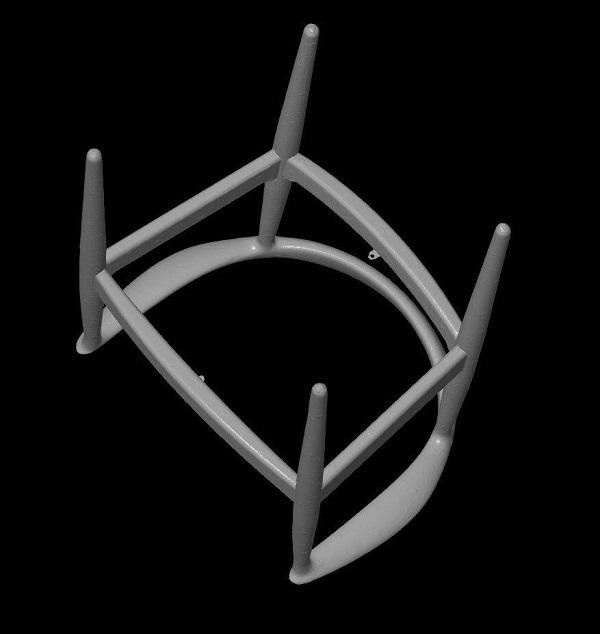 3D сканирование стула 4