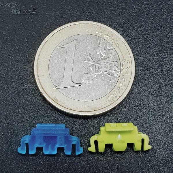 3D сканирование заглушки аккумулятора 4