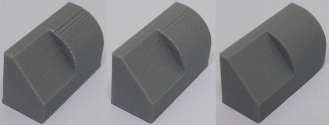 Фото Что такое разрешение 3Д принтера? 3