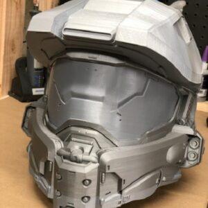 Фото 3D печать элементов для косплея 2