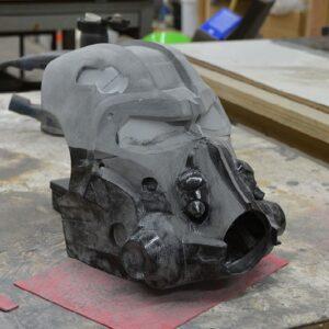 Фото 3D печать элементов для косплея 3