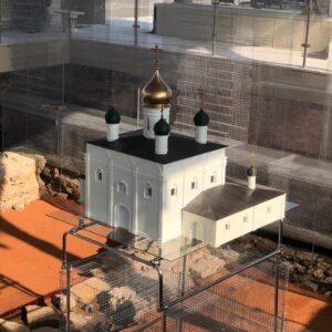 Фото 3D-печать храмов церковных соборов 6