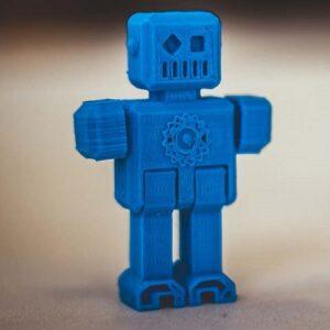 Фото 3D-печать моделей из игры Minecraft 5