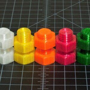 Фото 3D-печать PET-G пластиком 9