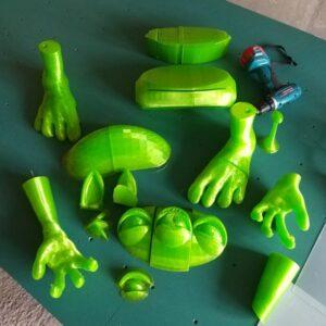 Фото 3D-печать SBS пластиком 7