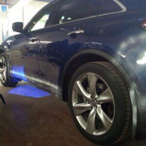 3D сканирование автомобиля 6