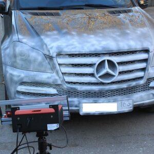 Фото 3D сканирование автомобиля 1