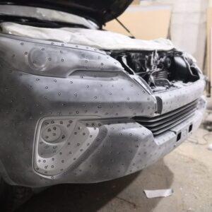 Фото 3D сканирование автомобиля 3